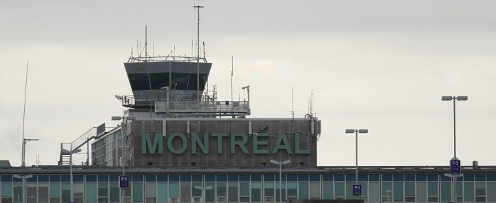 YUL Montreal Dorval International Airport