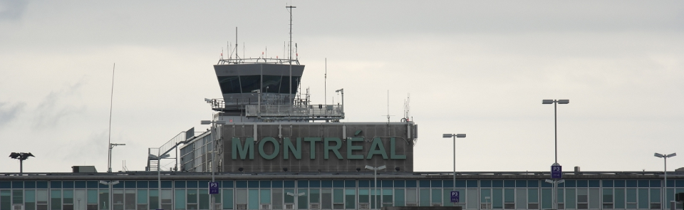 Montreal Dorval Airport